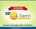 LIC Online Term Insurance Plan 'e-Term' is not Cheap