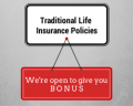 LIC Traditional Life Insurance Policies – How the Bonuses add up
