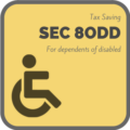 Section 80DD Deduction Limit for Expenses and Maintenance of Disabled